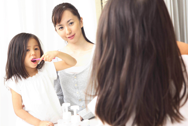 むし歯を防ぐためにママ・パパへのメッセージ